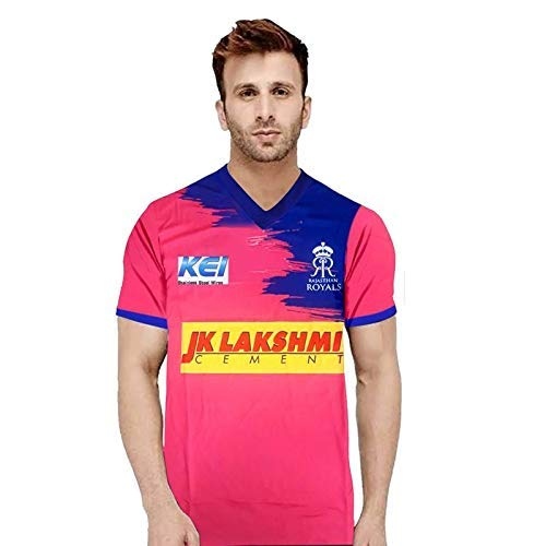 With prohibition on China items, Surat textile industry restores making IPL T-shirts