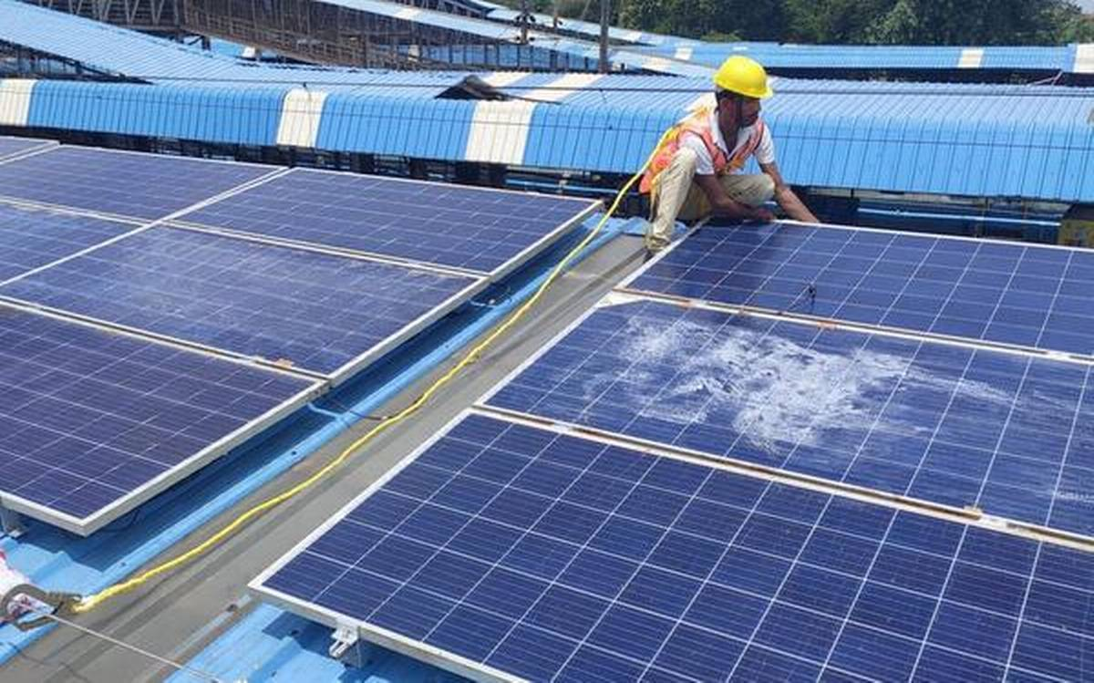 Gujarat has risen Insertion of Solar Rooftop In India With 24 Per Cent Of National Capacity