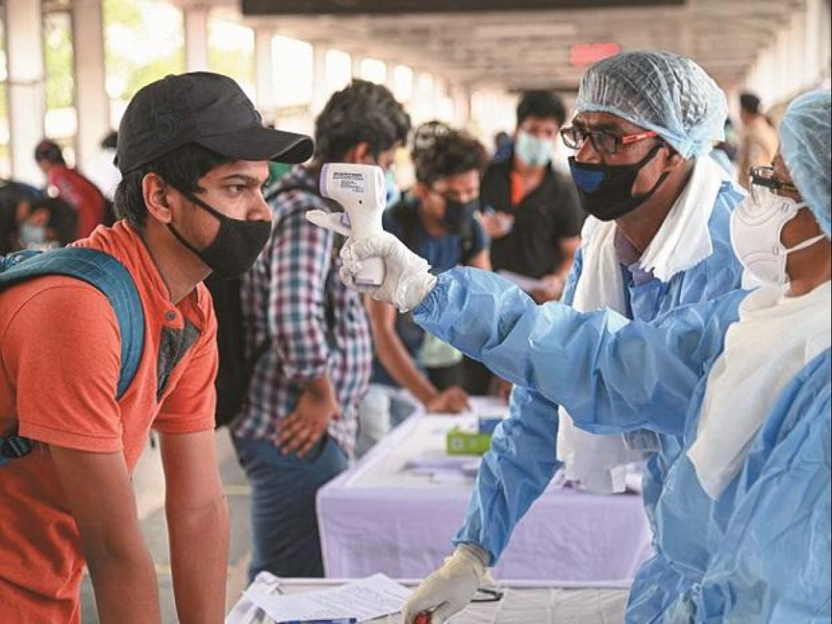 Gujarat documented four-digit Covid count again with 1,126 new cases
