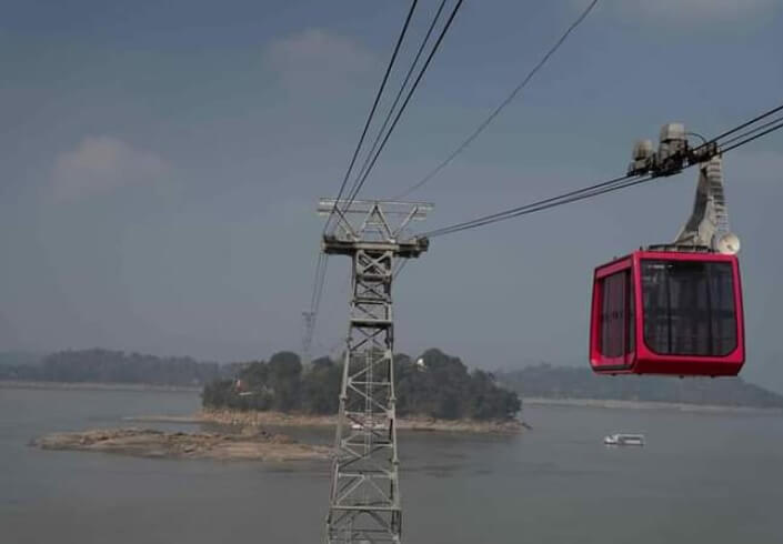 India's greatest traveler ropeway to commission in Gujarat on Saturday